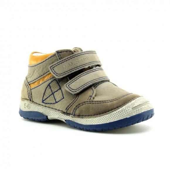 Zapatos de bebé D.D.Step 038 Gris-Marrón