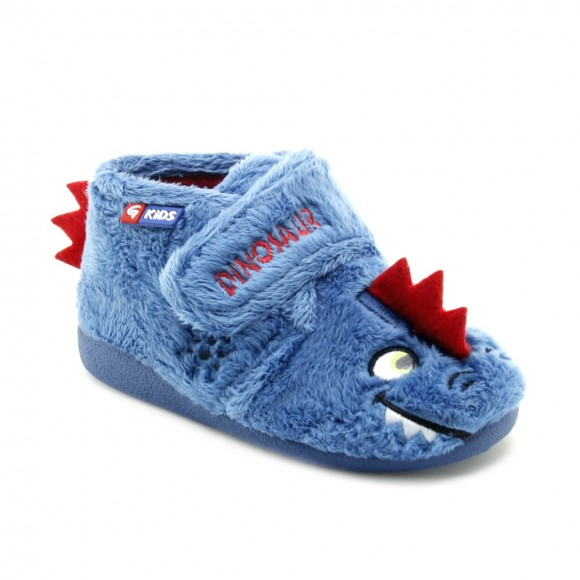 Zapatillas casa Garzón Dinosaurio Jeans