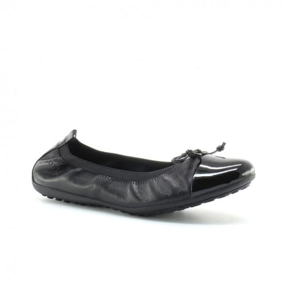 Zapatos Geox Piuma Negro