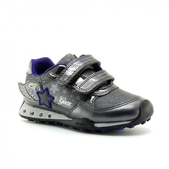Zapatillas con luces Geox Jocker Gris