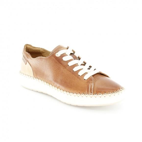 Zapatos Pikolinos Mesina Marrón