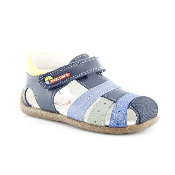 Sandalias Pablosky 070722 Azul-Jeans