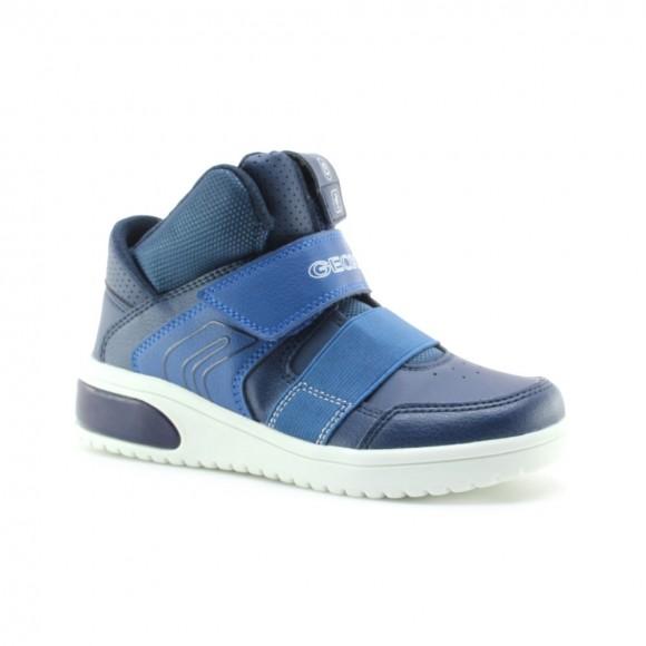 Zapatillas con luces Geox Xled Azul