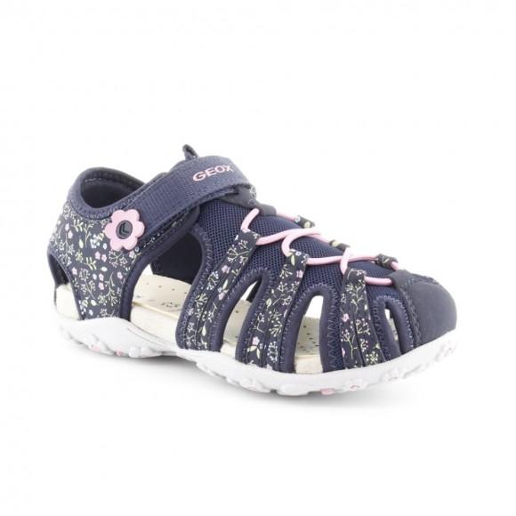 Sandalias de niña Geox Roxanne Azul