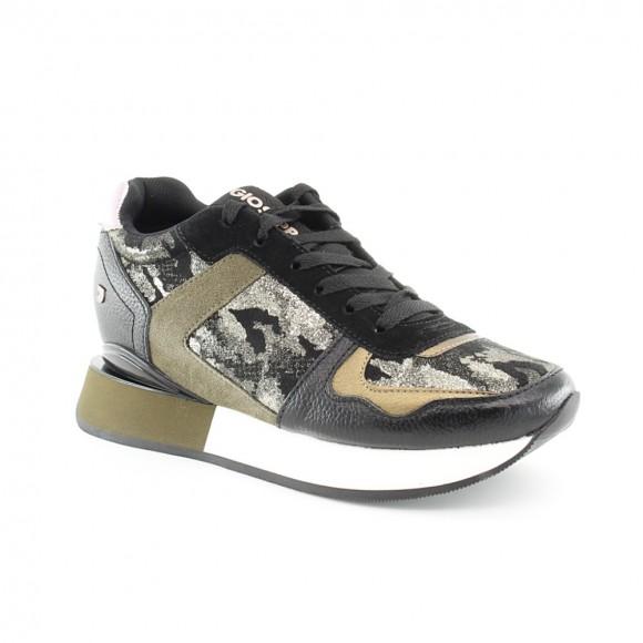 Zapato deportivo Shuya Verde
