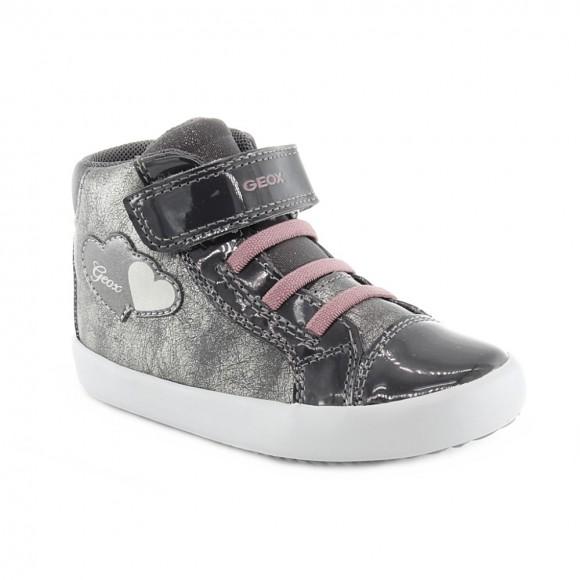 Zapato Geox Gisli Gris
