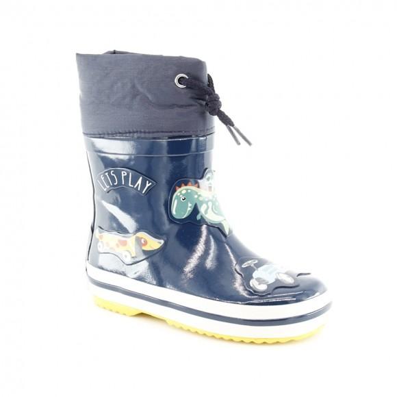 Botas de lluvia Gioseppo Nebra Azul