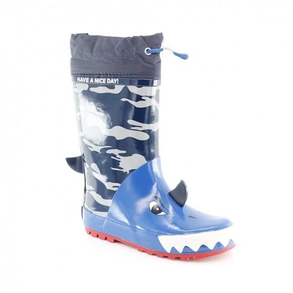Botas de lluvia Gioseppo Dessau Azul