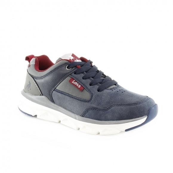 Zapatos Lois 63087 Azul