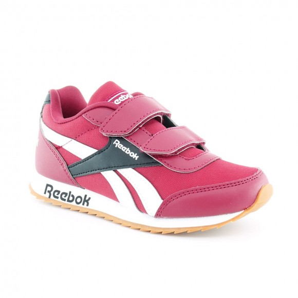 Zapatillas Reebok Royal Jog Rojo 2v
