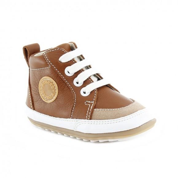 Zapatos Roobez Migo Camel