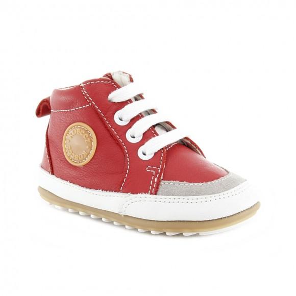 Zapatos Roobez Migo Rojo