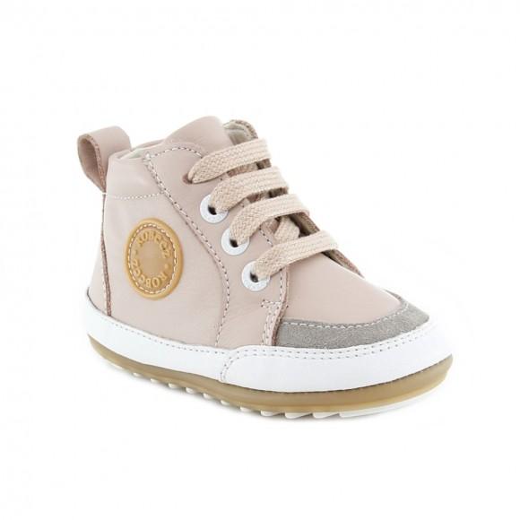 Zapatos Roobez Migo Rosa