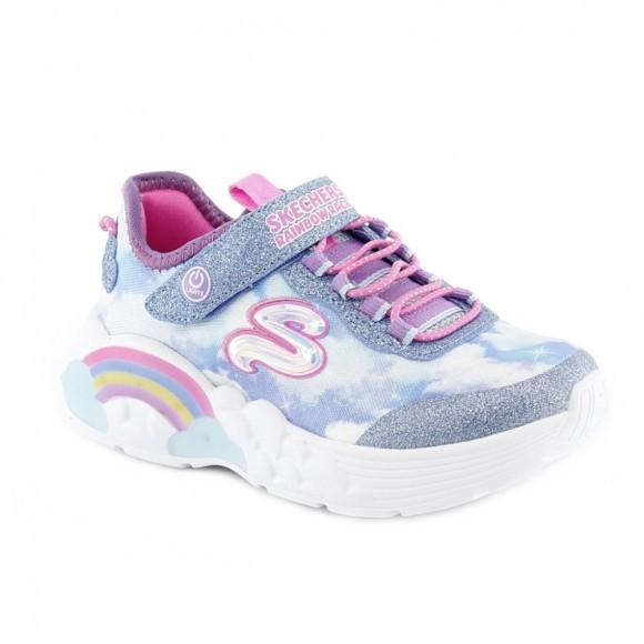 Zapatillas Skechers Girls Azul
