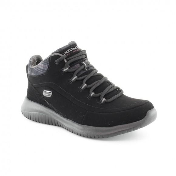Zapatillas Skechers Ultra Flex Negro