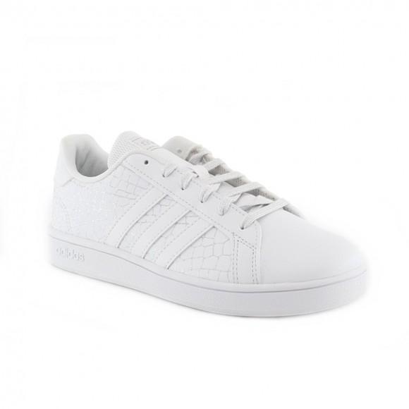 Zapatillas Adidas Grand Court Blanco Seri