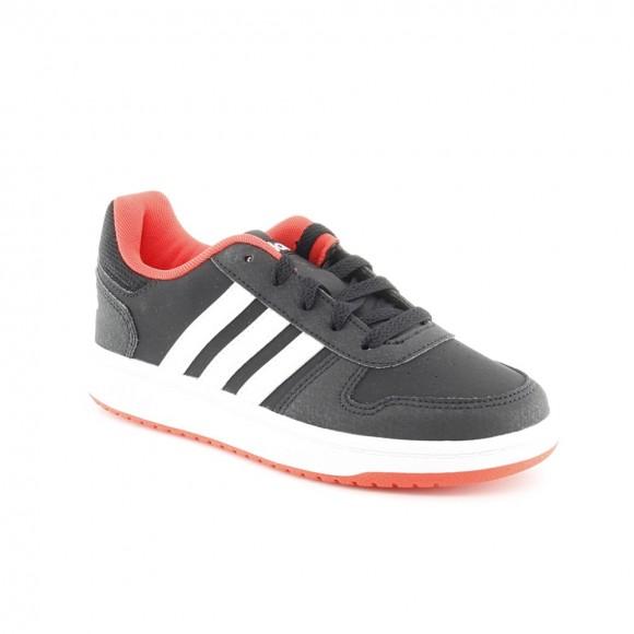 Zapatillas Adidas Hoops 2.0 K Negro
