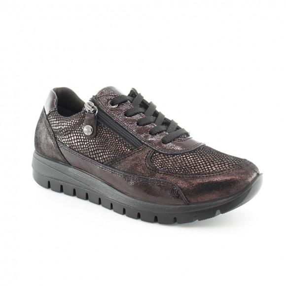 Zapatos Imac 608280 Granate
