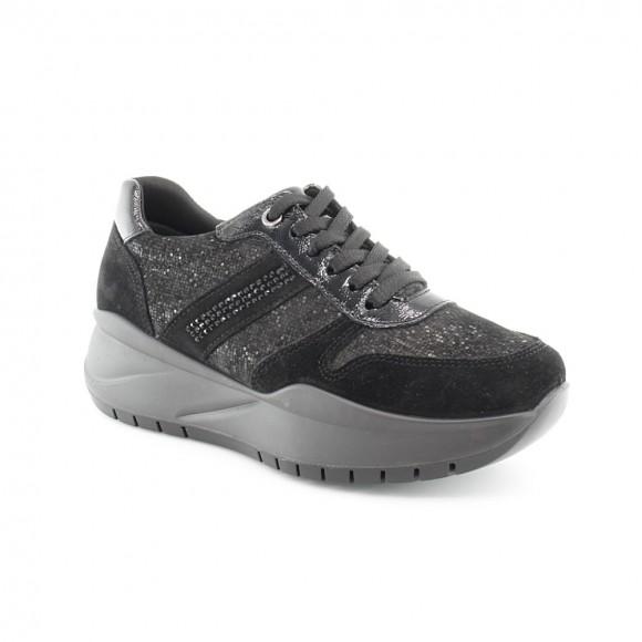 Zapatos Imac 608450 Negro