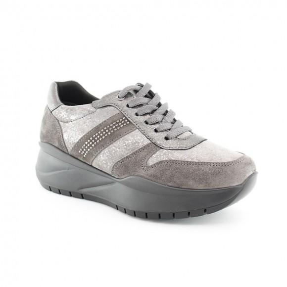 Zapatos Imac 608450 Gris