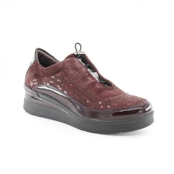 Zapatos Stonefly 214528 Granate