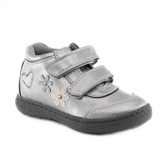 Botines Chicco Clelina Gris