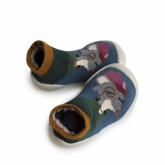 Calcetines Collegien Sherlock Multicolor