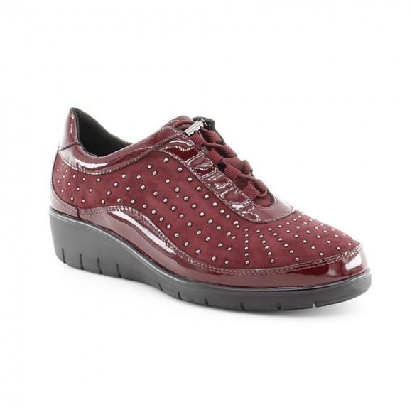 Zapatos Cutillas 60318 Granate