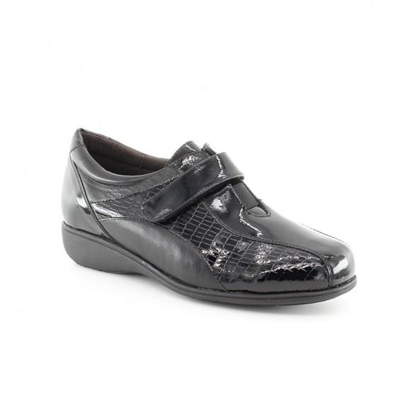 Zapatos Cutillas 53551 Negro