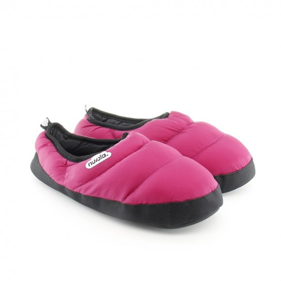 Zapatillas de casa Nuvola Classic Fucsia