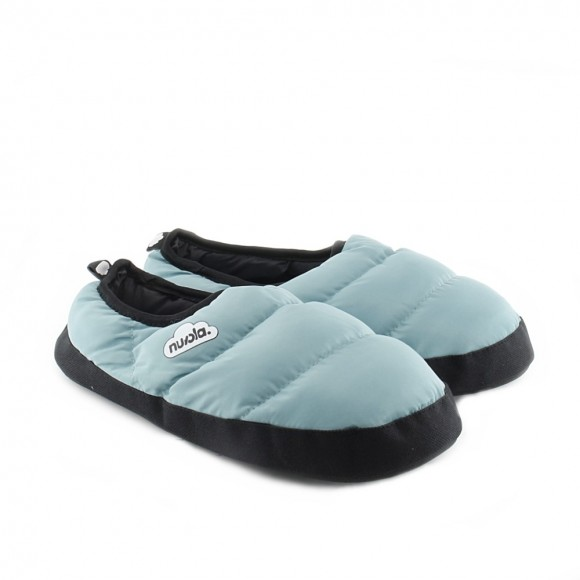 Zapatillas de casa Nuvola Classic Turquesa