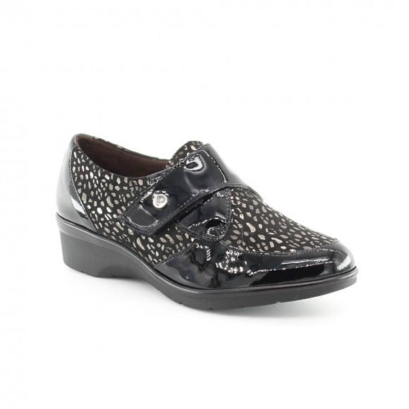 Zapato Pitillos 6311 Negro