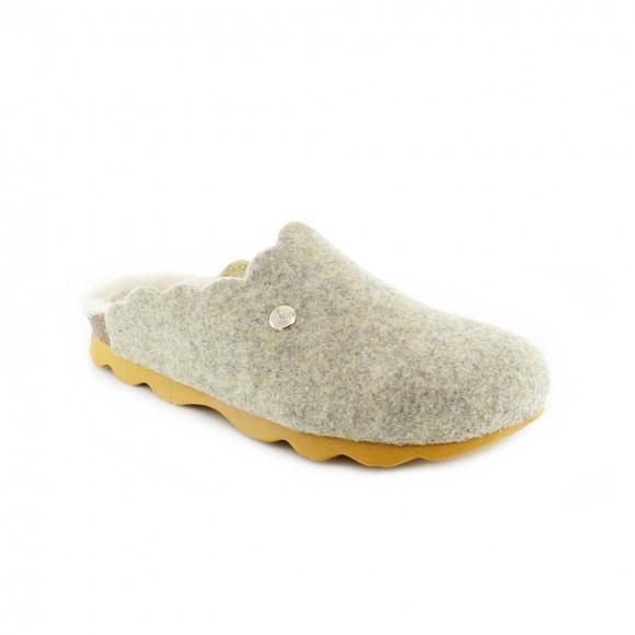 Zapatillas de casa Genuins Candy Amarillo