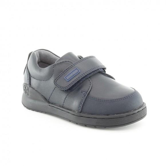 Zapato colegial Biomecanics 201102-B Azul