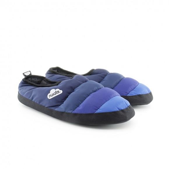 Zapatillas de casa Nuvola Classic Azul