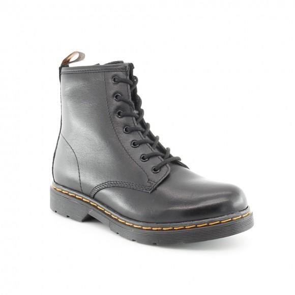 Botas militares 63793 Negro