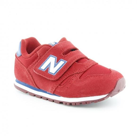 Zapatillas niños New Balance 373 Rojo .