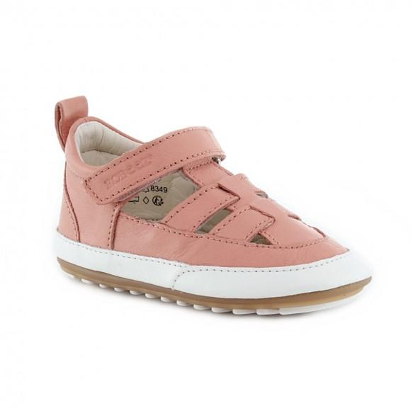 Zapatos de bebé Robeez Fucsia