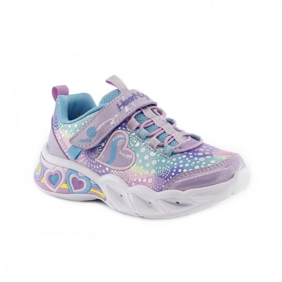 Zapatillas con luces Skechers SweetHeart Multicolor