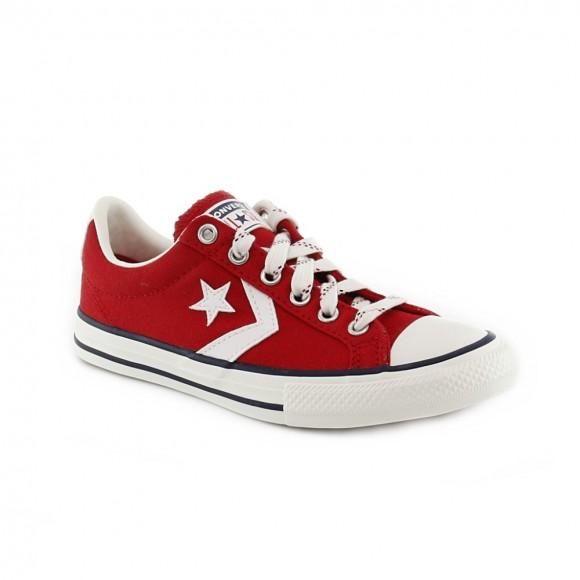 Zapatillas Converse Star Player Rojo C