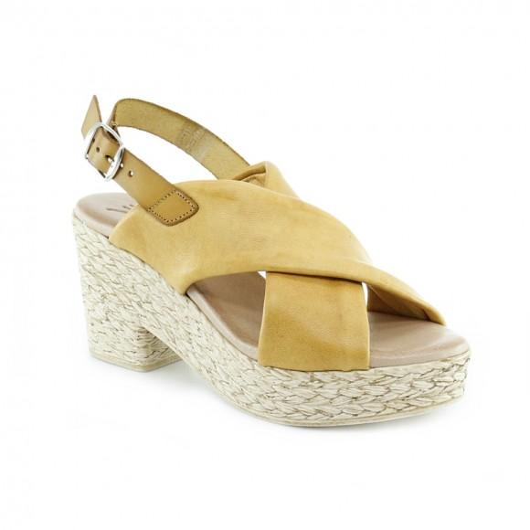 Sandalias de mujer Cokketta 490 Amarillo