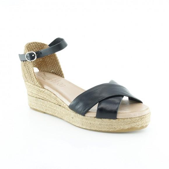 Sandalias de mujer Cokketta 391-D Negro