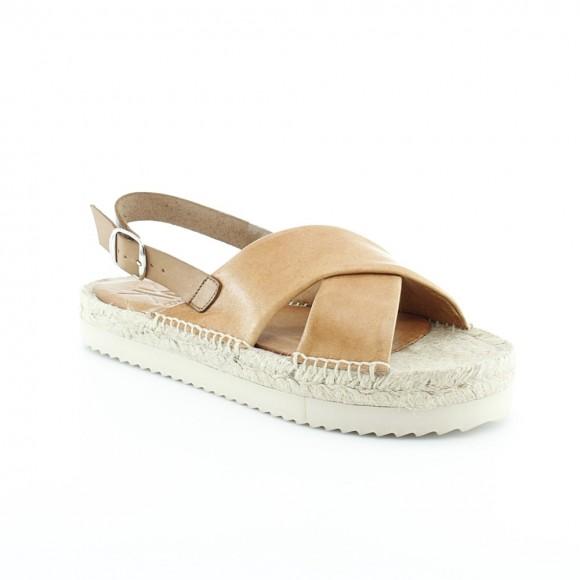 Sandalias de mujer Cokketta 1000 Cuero