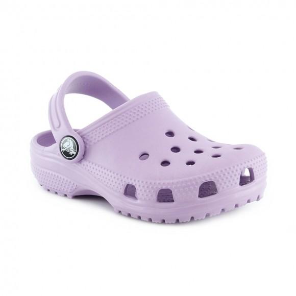 Sandalias de agua Crocs Classic Malva