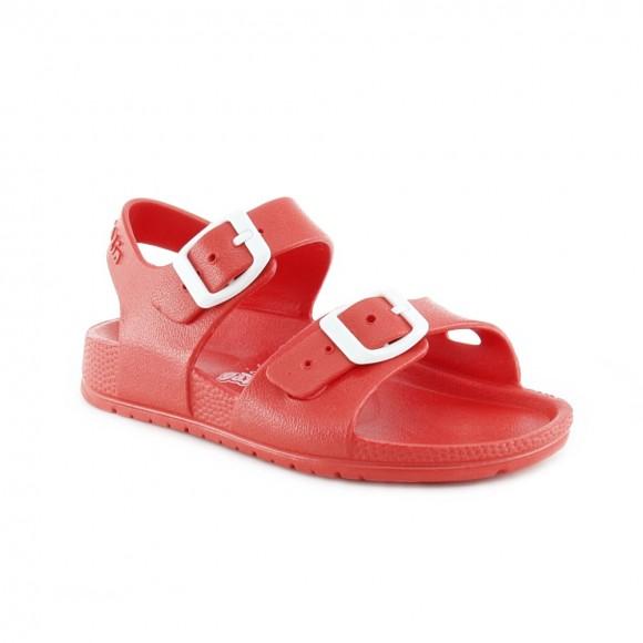 Sandalias de agua Garvalin 202815-C Rojo