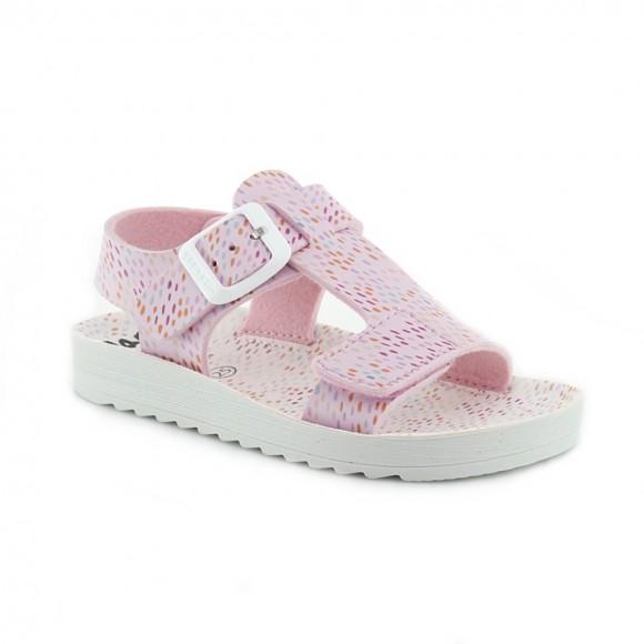 Sandalias de niña Garvalin 212330-A Rosa.