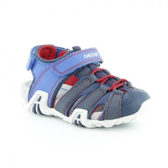 Sandalias de niño Geox Kraze Jeans.