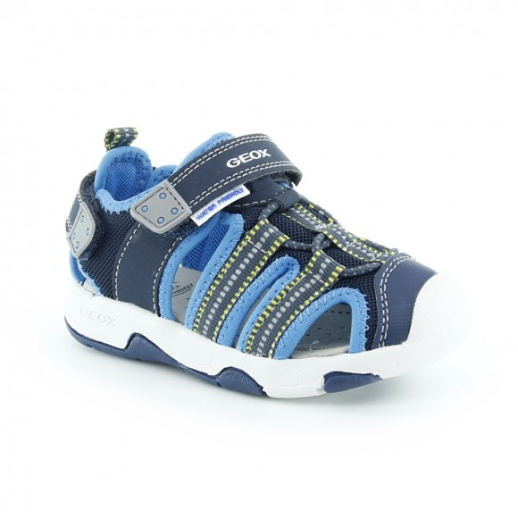 Sandalias de niño Geox Multy Boy Azul.