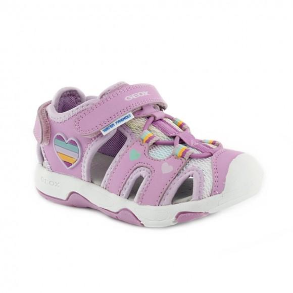Sandalias de niña Geox Multy Girl Rosa