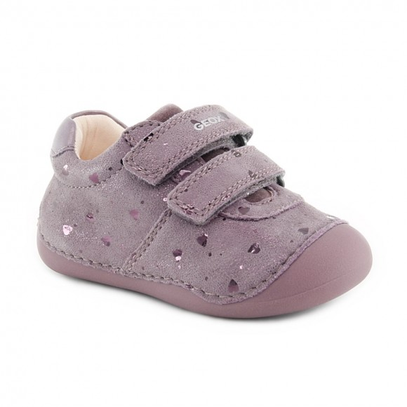Zapatos Geox Tutim Rosa